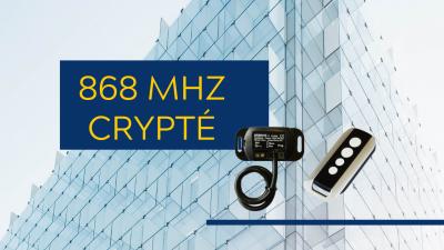 NOUVEAUX PRODUITS en 868 MHz