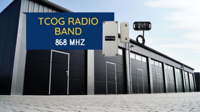 TCOG RADIO BAND